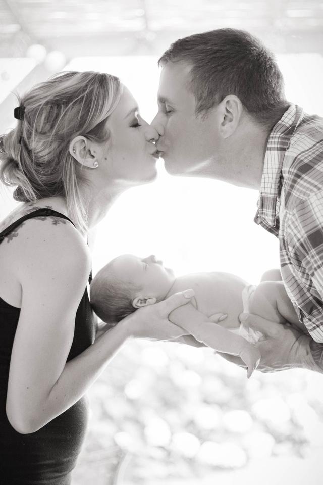 Newborn Baby Porter, Cottage Grove Photographer, Oregon Photographer
